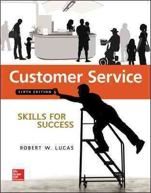 Customer Service Skills for Success By Lucas, Robert W.