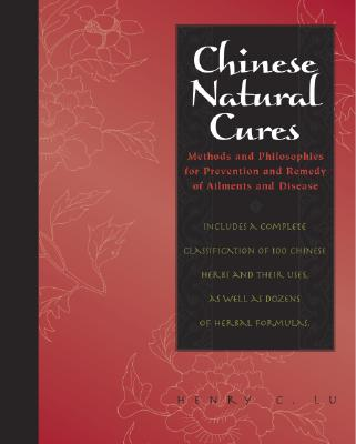Chinese Natural Cures By Lu, Henry C.
